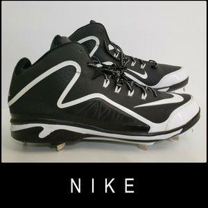 Nike Men Air Swingman MVP 2 Baseball Cleats Shoes